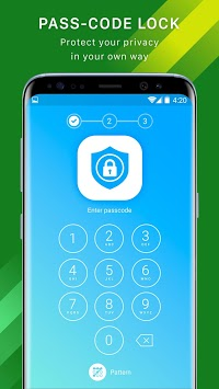 App lock - Fingerprint Password APK screenshot 1