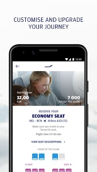 Finnair APK screenshot 1