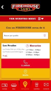 Firehouse Subs Puerto Rico APK screenshot 1