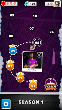 8 Ball Hero APK screenshot 1