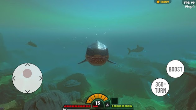 Simulator Feed And Grow :  Fish Game APK screenshot 1