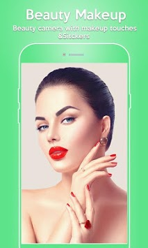 Makeup Your Face : Makeover Editor & Makeup Camera APK screenshot 1
