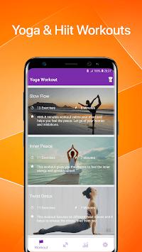 Yoga Workout - Yoga for Beginners - Daily Yoga APK screenshot 1