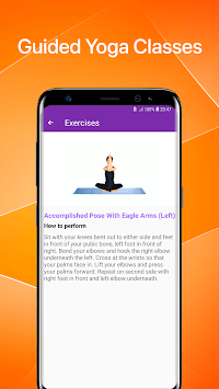 Yoga Workout - Yoga for Beginners - Daily Yoga APK screenshot 1