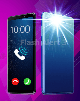 Flash Alerts 3 - Blink Flash on Call & for All APK screenshot 1