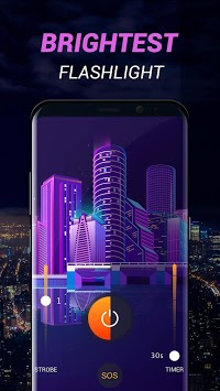 Flashlight - Color Call Screen & LED & Call Flash APK screenshot 1