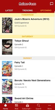 Anime Fanz - Best Anime App Downloader APK screenshot 1