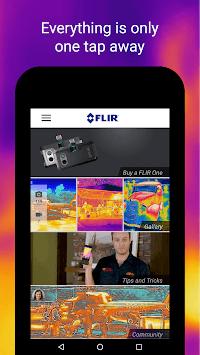FLIR ONE APK screenshot 1