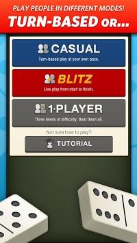 Domino! The world's largest dominoes community APK screenshot 1