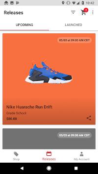 Kids Foot Locker APK screenshot 1