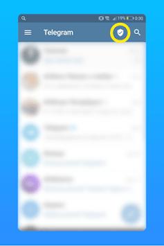 Proxy for telegram + VPN APK screenshot 1