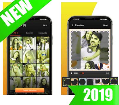 New for Flipagram Video Maker 2019 APK screenshot 1