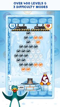Frozen Bubble Remastered APK screenshot 1