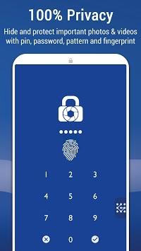 Hide Photos & Videos - Private Photo & Video Vault APK screenshot 1
