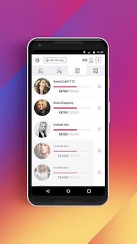 Followers on Instagram APK screenshot 1
