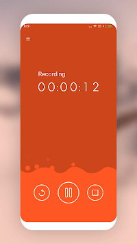 MP3 Recorder APK screenshot 1