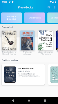 Free Books APK screenshot 1