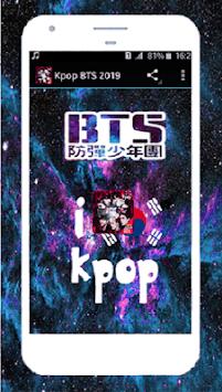 BTS kpop Music 2019 APK screenshot 1