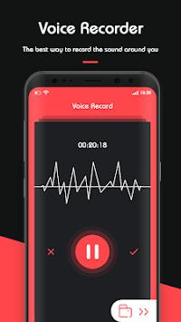 Voice Recorder - Audio Recorder & Sound Recording APK screenshot 1