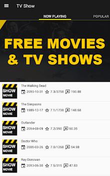 Free Movies & Shows APK screenshot 1