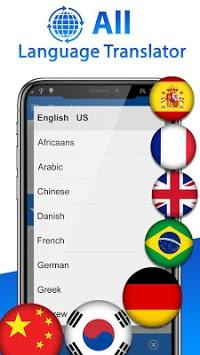 Ez Voice Translator: Language Translate, Interpret APK screenshot 1