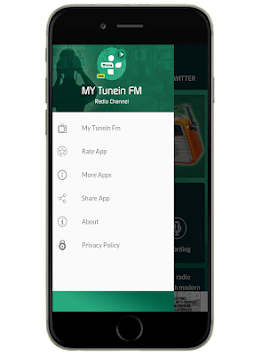 New Tune in radio and radio FM APK screenshot 1