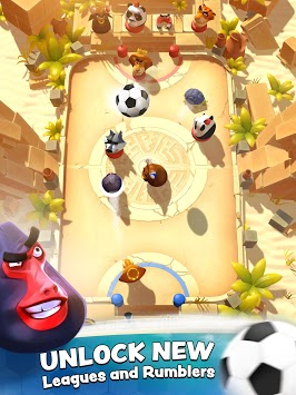Rumble Stars APK screenshot 1