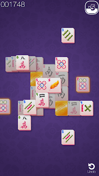 Gold Mahjong FRVR - The Shanghai Solitaire Puzzle APK screenshot 1