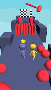 Fun Human Race APK screenshot 1