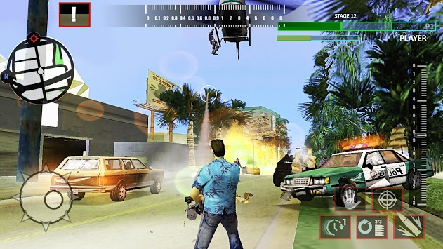Vegas Crime Gangsters City Simulator 2019 APK screenshot 1