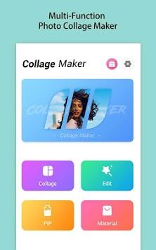 Photo Collage Maker - PIP, Photo Editor,Photo Grid APK screenshot 1