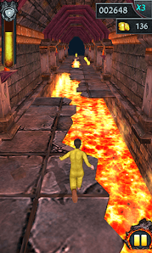 Temple Dungeon Run APK screenshot 1