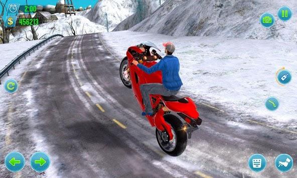 Mega Bike Racing - Moto Stunt Race 2019 APK screenshot 1