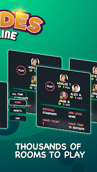 Spades Online APK screenshot 1