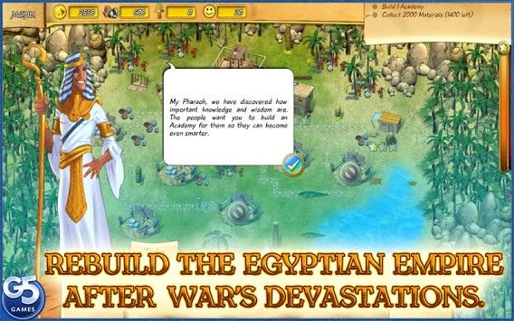 Fate of the Pharaoh APK screenshot 1