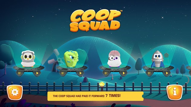 The Coop Squad APK screenshot 1