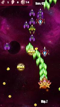Galatic Attack : Alien Shooter APK screenshot 1