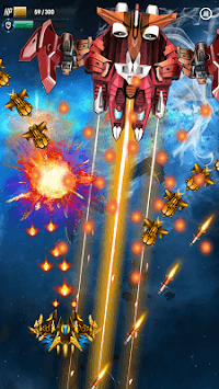 Galaxy Attack : Space Shooter APK screenshot 1