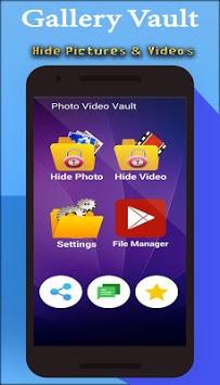 Hide Photo & Videos - Private Pictures Vault APK screenshot 1