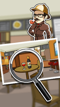Find The Differences - Detective Story APK screenshot 1