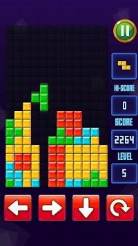 Brick Retro : Puzzle Classic APK screenshot 1