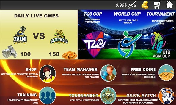 Live Cricket World Cup Stream 2019 ; Live Cricket APK screenshot 1