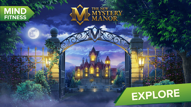 Mystery Manor: hidden objects APK screenshot 1