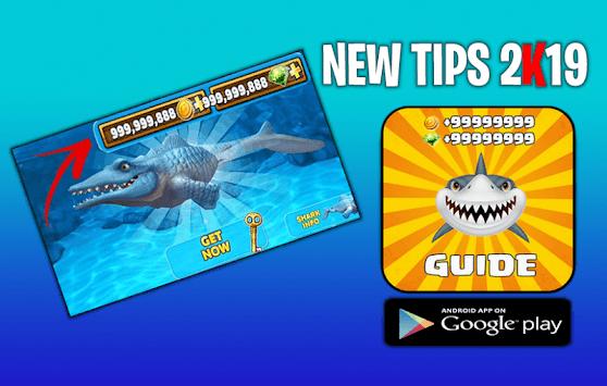 Tips For Hungry Shark Evolution APK screenshot 1