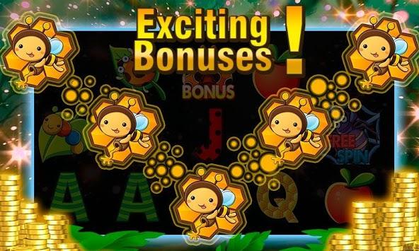 King Ape Slots Vegas Jackpot - Gorilla Rampage APK screenshot 1