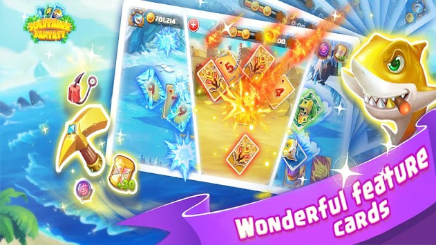 Solitaire Fantasy APK screenshot 1