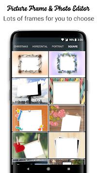 Photo Editor Pro - Picture Frame Maker APK screenshot 1