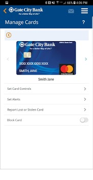Gate City Bank Mobile APK screenshot 1