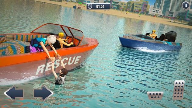 Beach Emergency Rescue Lifeguard APK screenshot 1