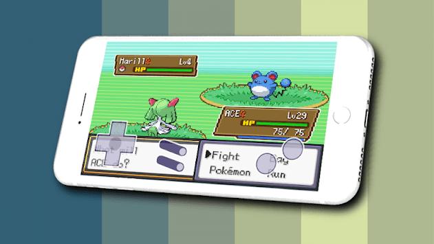 GBoy GBA Game Emulator for Boy APK screenshot 1